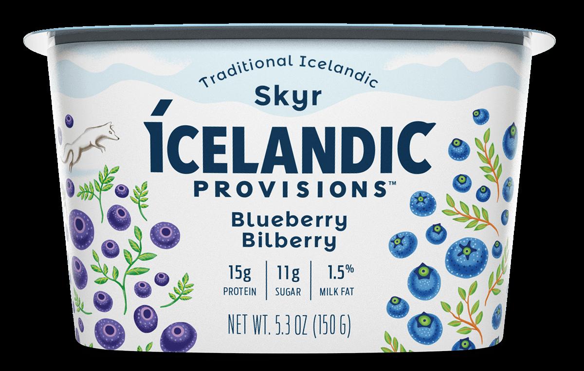 blueberry bilberry skyr icelandic provisions