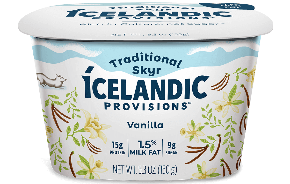 Vanilla Skyr | Icelandic Provisions