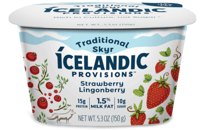 strawberry-lingonberry-skyr