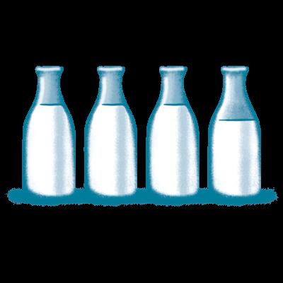 milk-jugs
