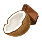 chocolate-coconut