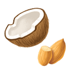 Coconut-Almond